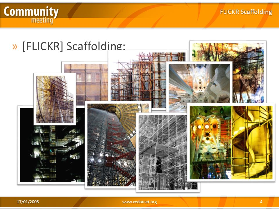 [FLICKR] Scaffolding: